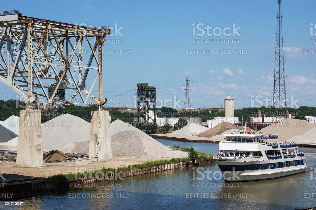 Doomed Bridge stock photo