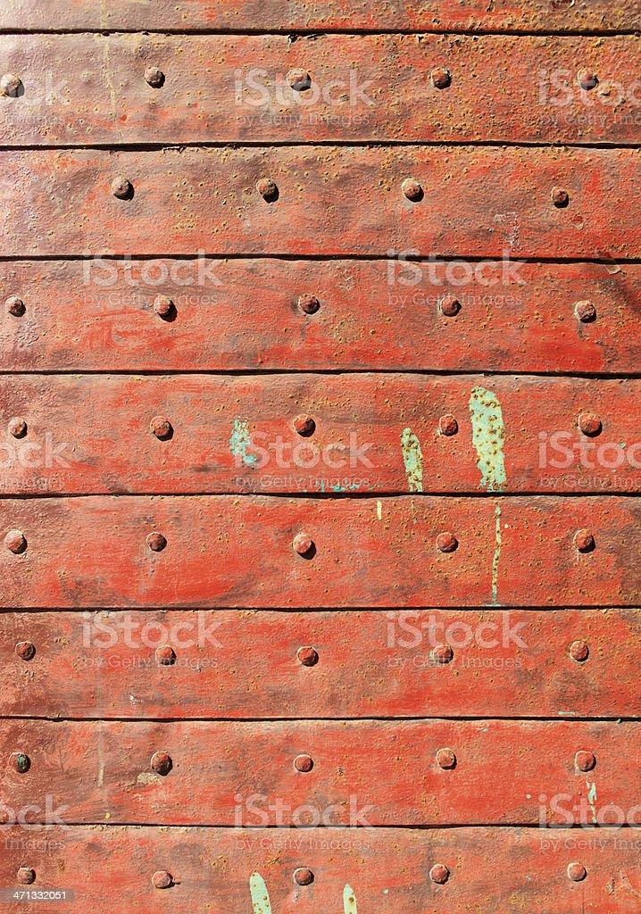 Door Detail stock photo