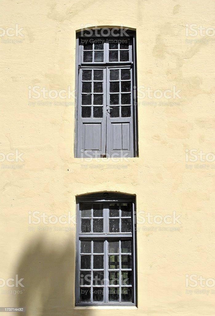 door hanging royalty-free stock photo