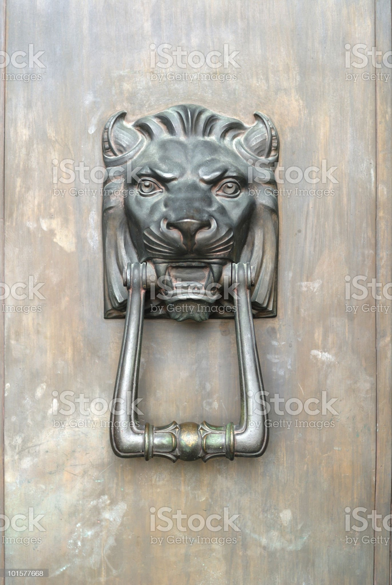 Door Knob royalty-free stock photo
