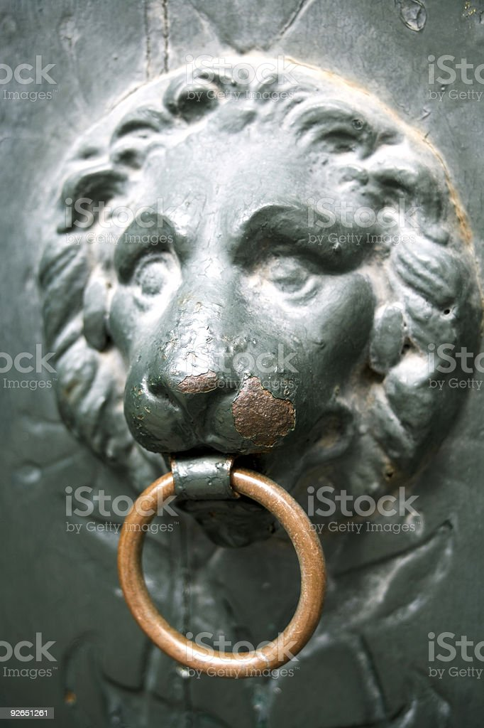 Door Knob.... stock photo