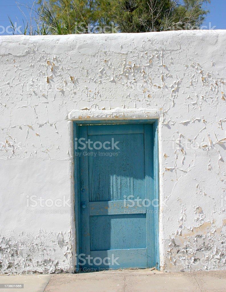 Door of Perception stock photo