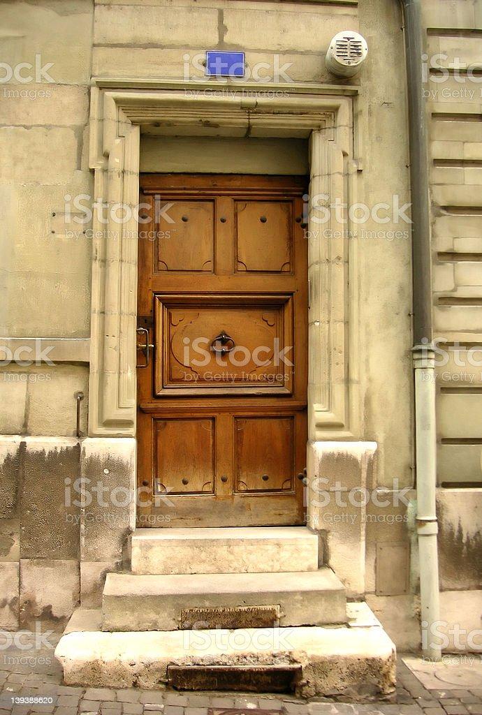 ドア ロイヤリティフリーストックフォト