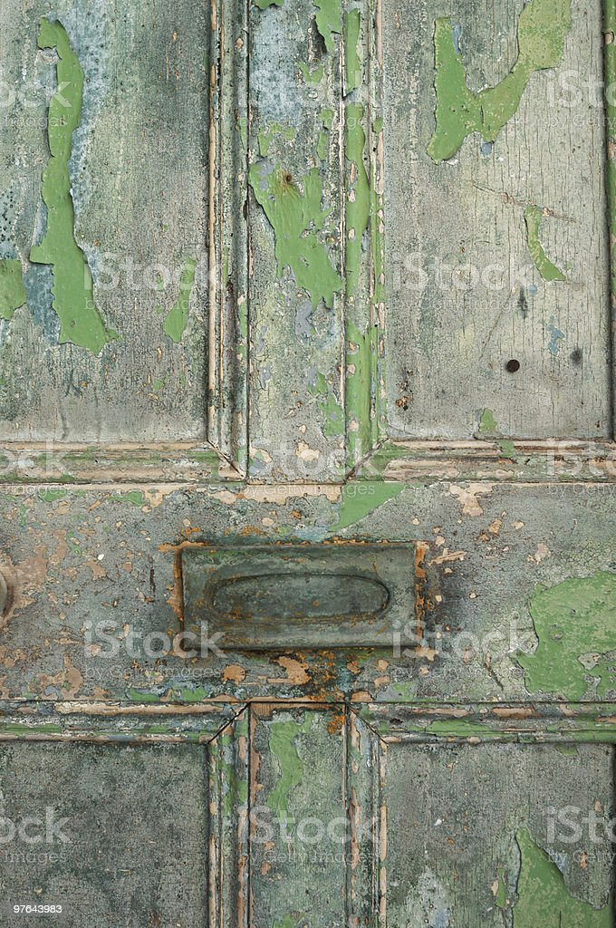 Door royalty-free stock photo