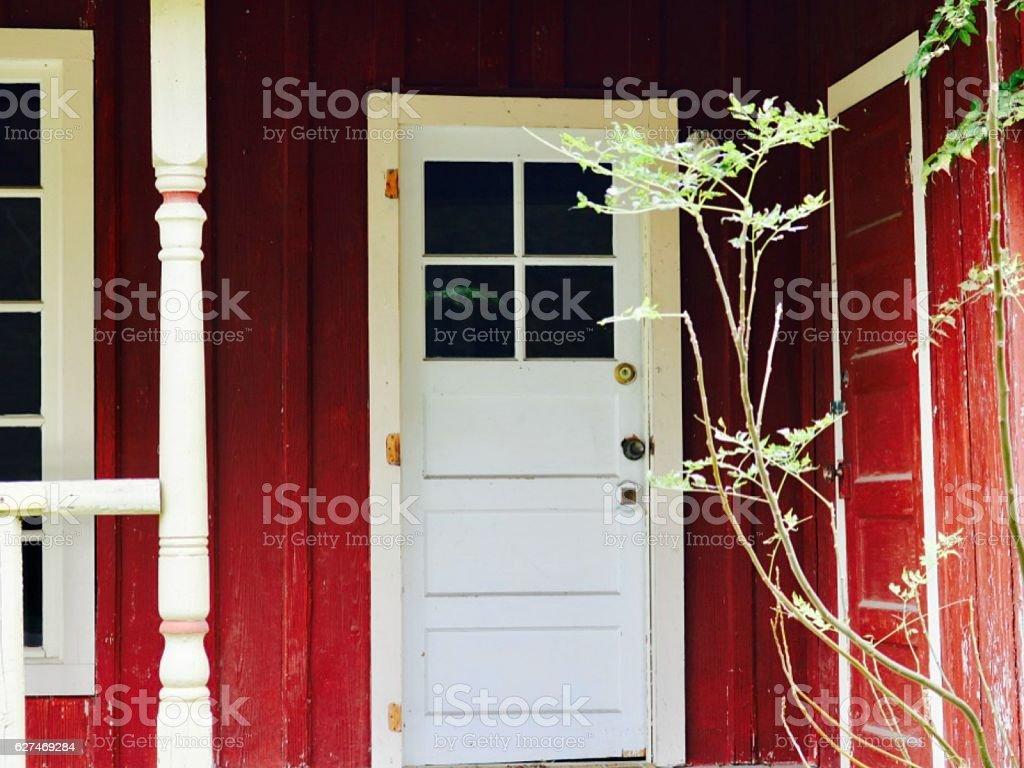 Door Salado stock photo