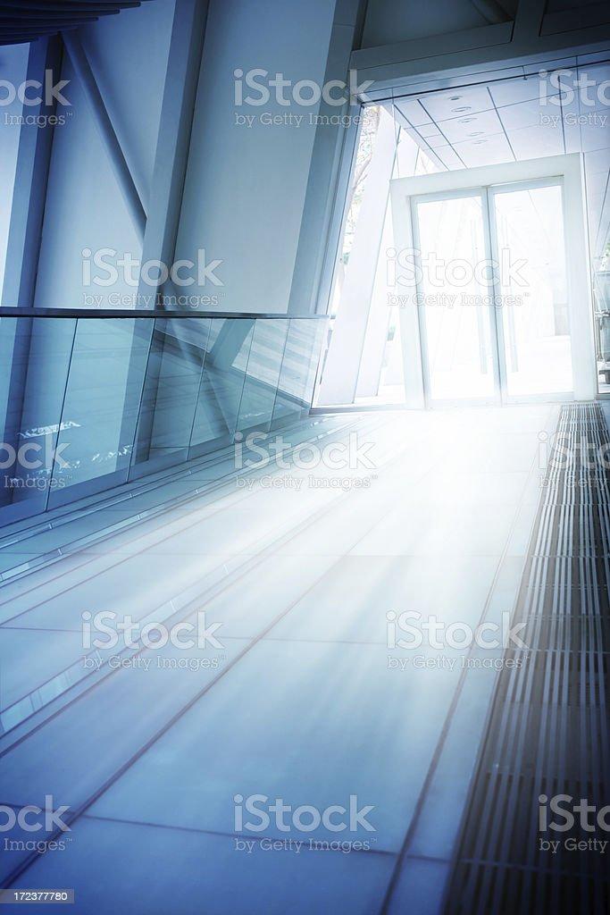 Door to Success stock photo