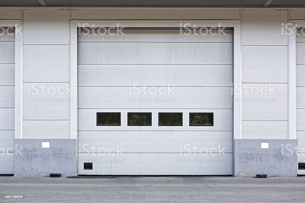 Door Warehouse stock photo
