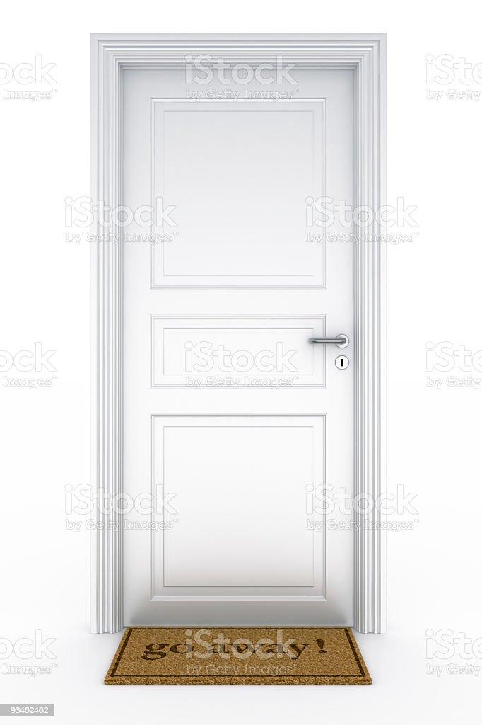 Door with