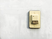 doorbell on a  wall