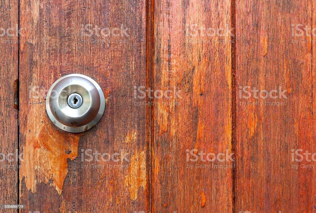 Doorknob background royalty-free stock photo