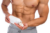 Doping anabolic pills abuse bodybuilder bodybuilding muscles strong