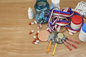 Doping in sport. Abuse of anabolic steroids for sports.