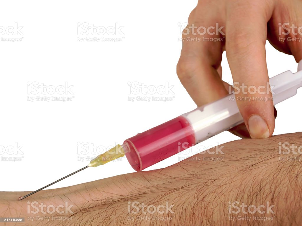 Doping stock photo