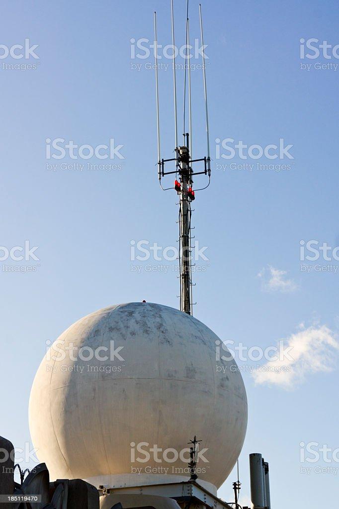 Doppler Radar stock photo