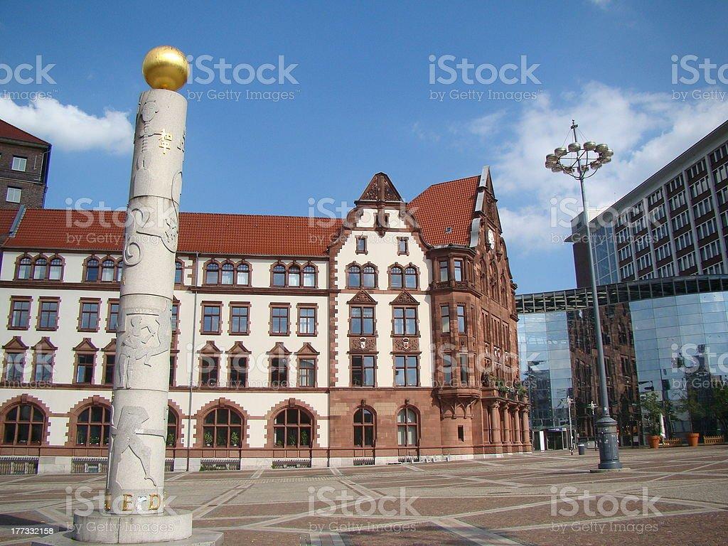 Dortmund stock photo