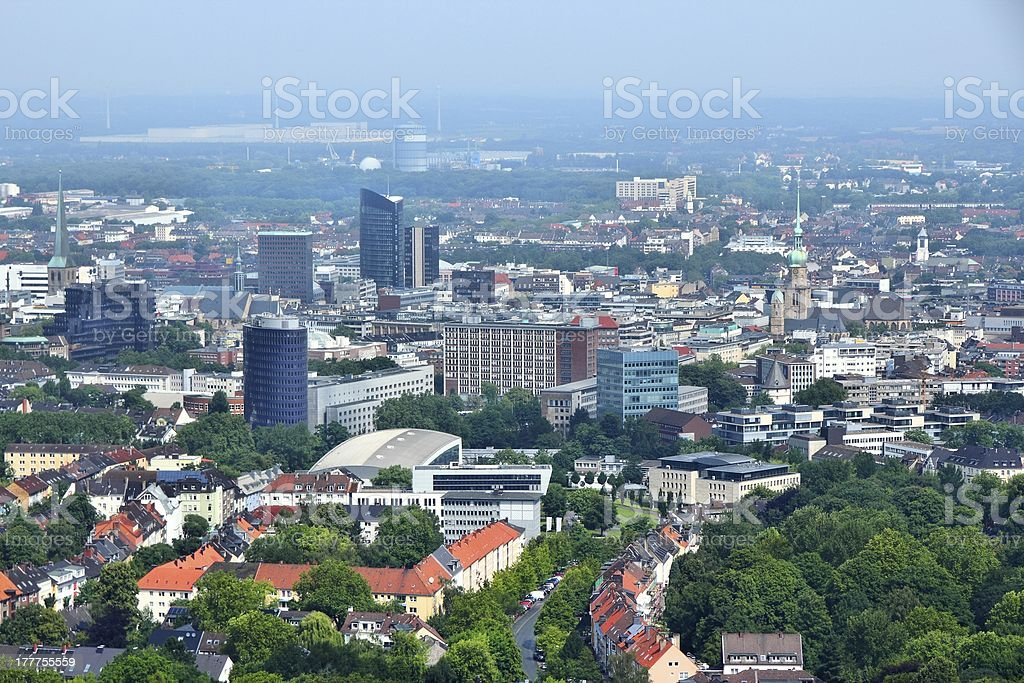 Dortmund stock photo