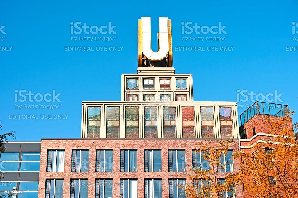 ドルトムント U タワー ロイヤリティフリーストックフォト