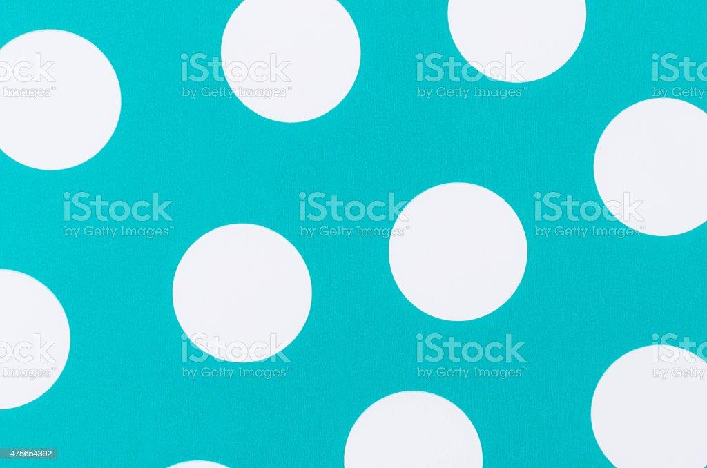 Dot pattern stock photo
