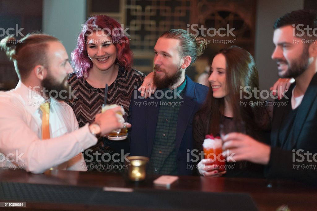 Double dating stock photo