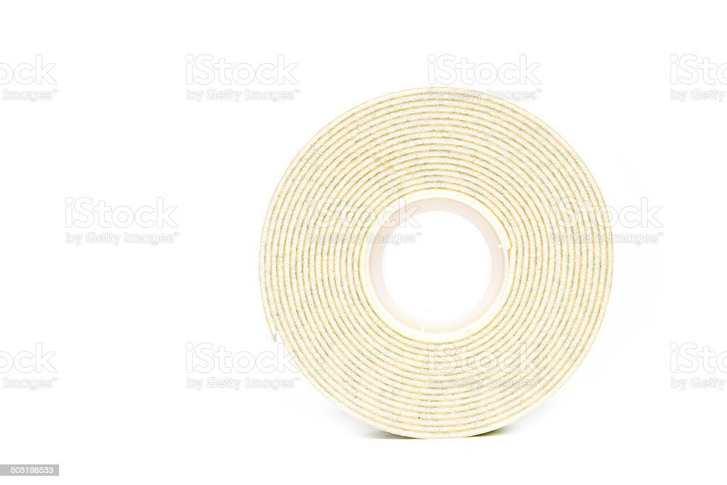 double sided tape stock photo