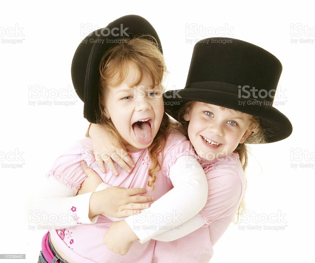 Double Trouble royalty-free stock photo