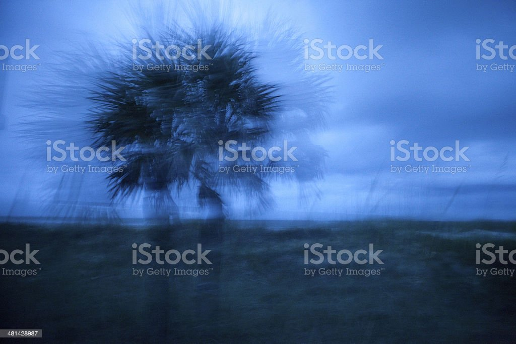 double vision stock photo