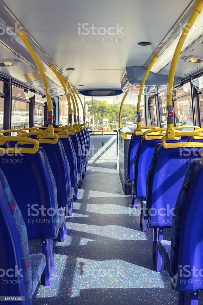 Doubledecker royalty-free stock photo