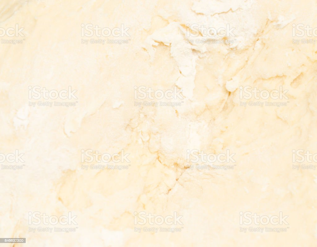 dough as background stock photo