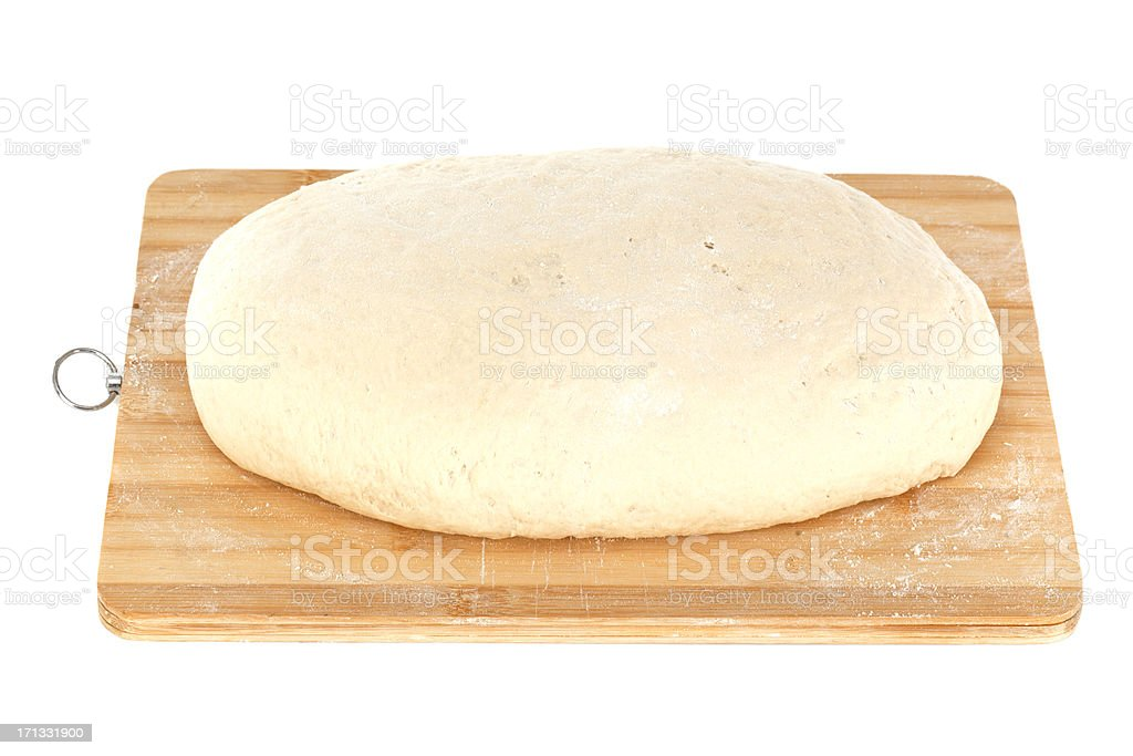 Dough royalty-free stock photo