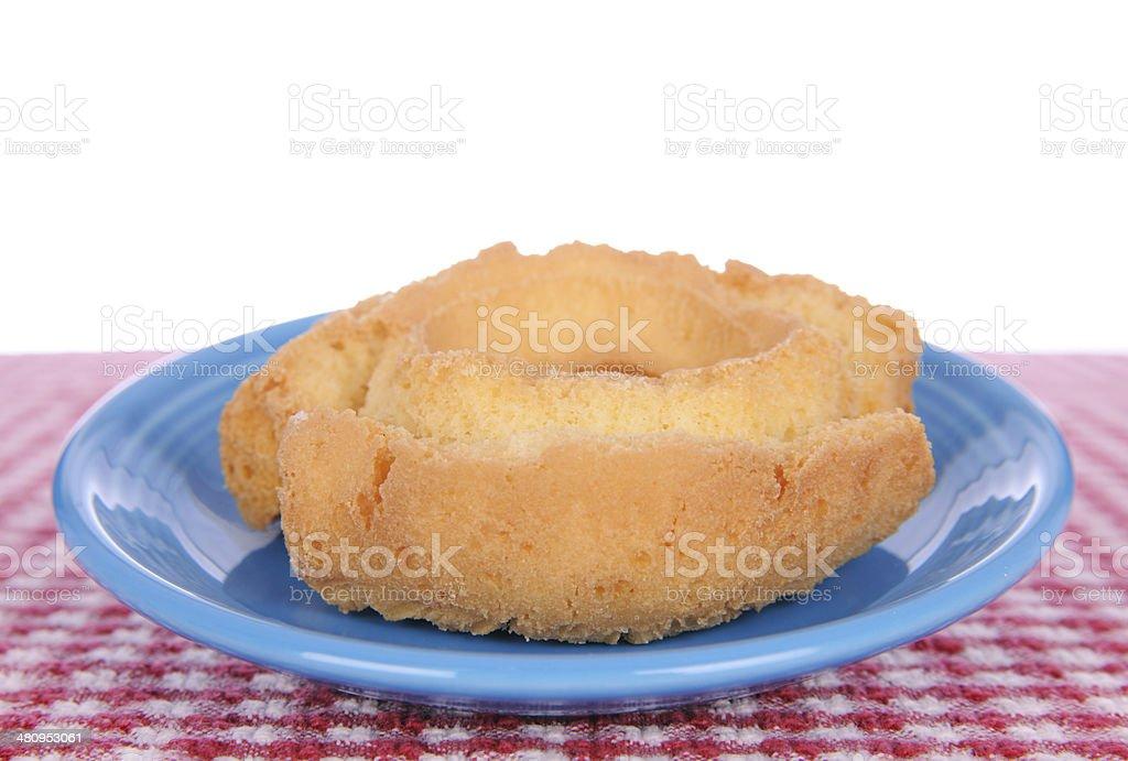 Doughnut royalty-free stock photo