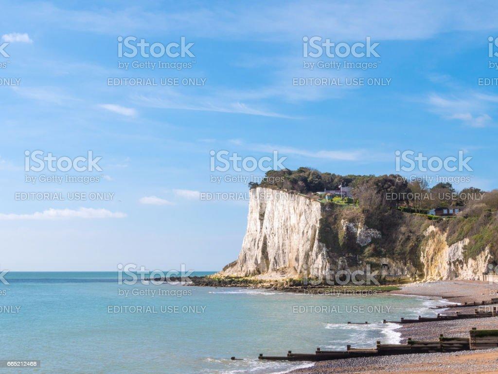Dover in Kent, UK stock photo