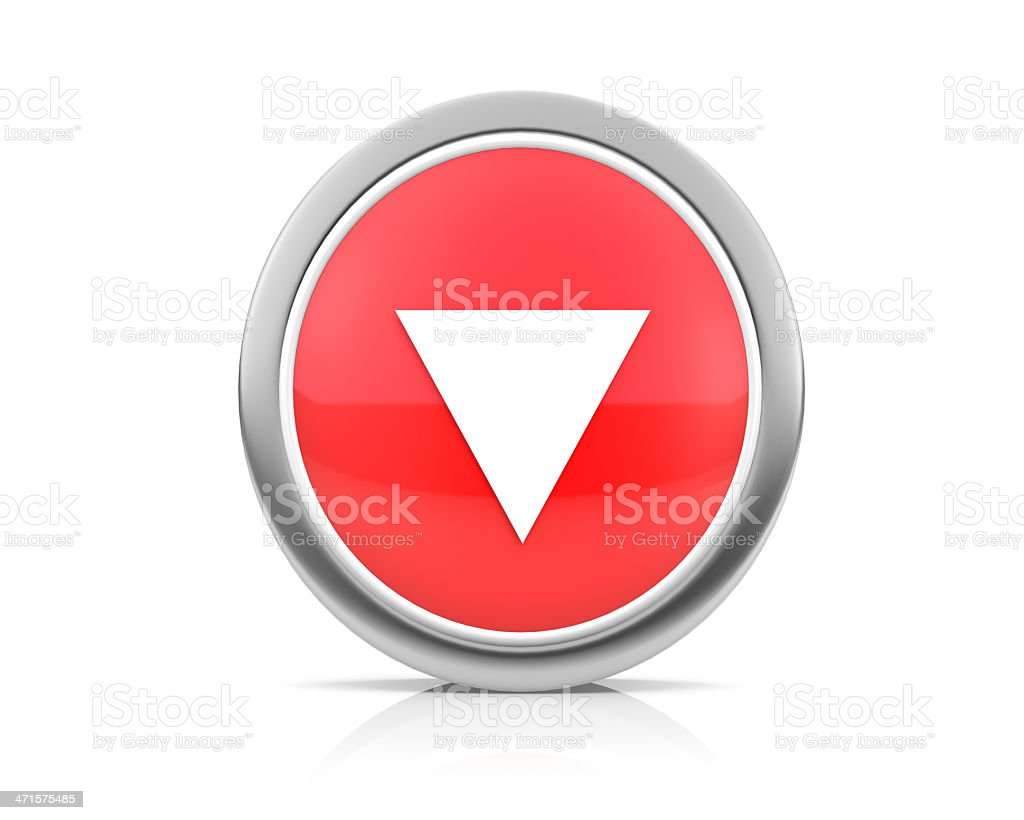down royalty-free stock photo
