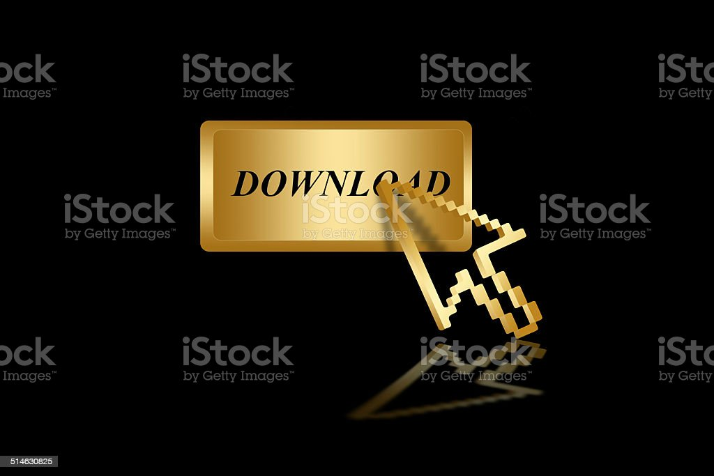 Download 3d icon stock photo