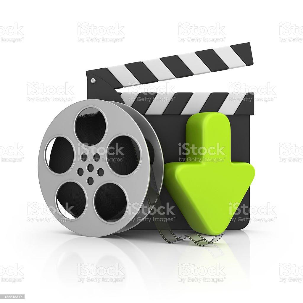 download film stock photo