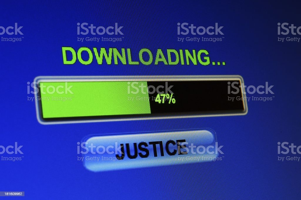 Download justice royalty-free stock photo