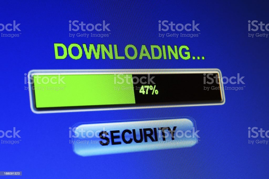 Download security stock photo