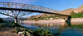 Downstream Bridge, Grand Coulee Dam, Washington