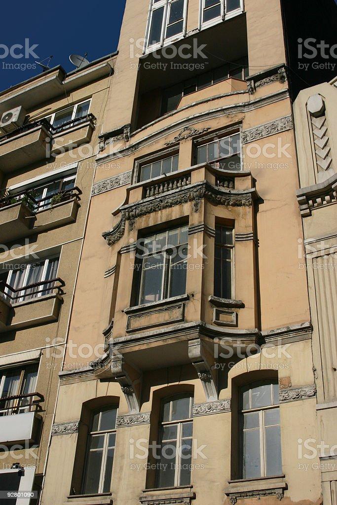 Downtown Istanbul - European Side stock photo