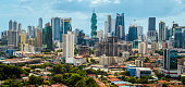 Downtown Panama City Skyscrapers, Panama
