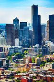Downtown Seattle Washington