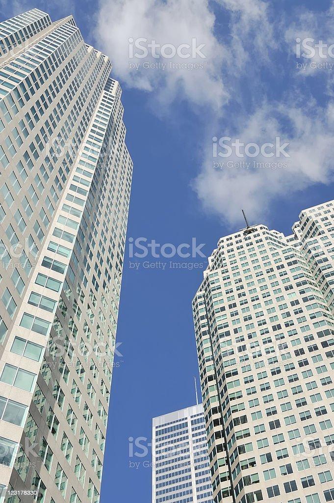 Downtown Toronto stock photo