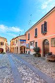 Dozza, Old Town - Emilia Romagna, Italy