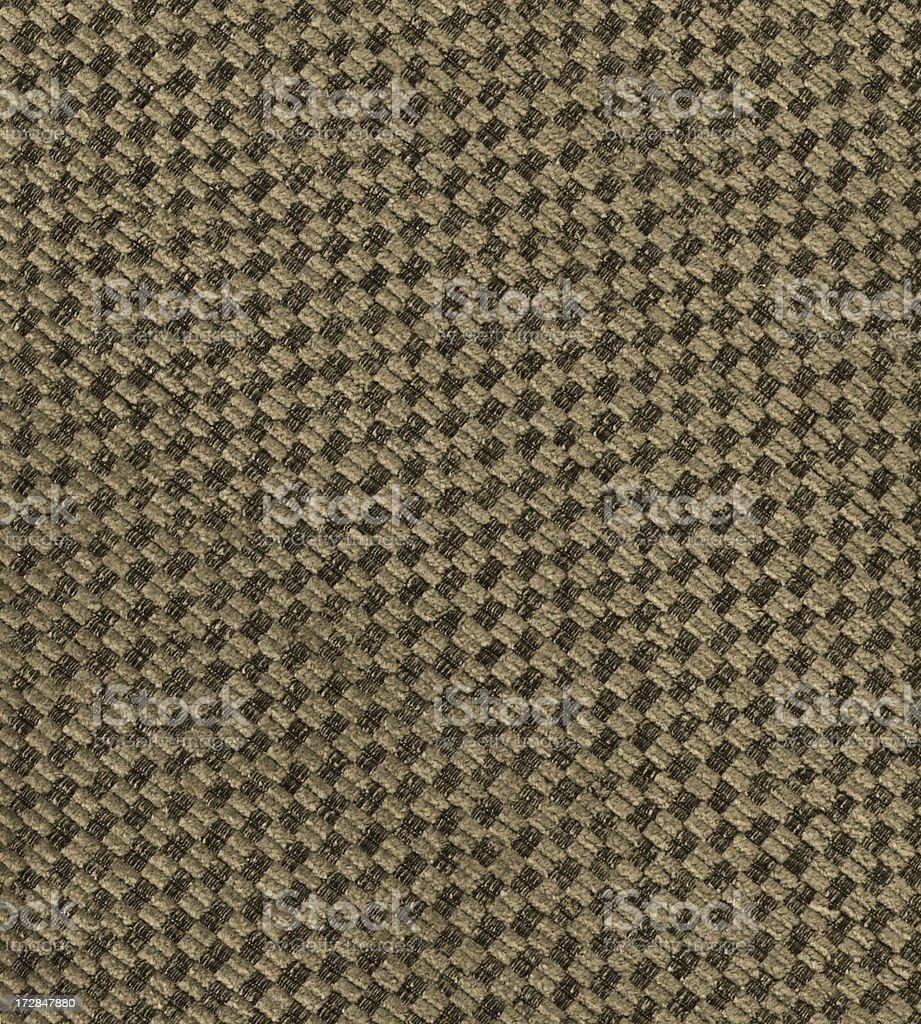 drab green plaid fabric royalty-free stock photo