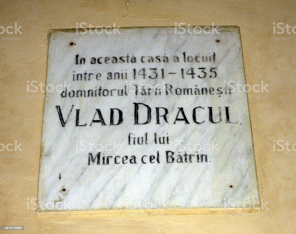 Dracul, Transylvania, Romania stock photo
