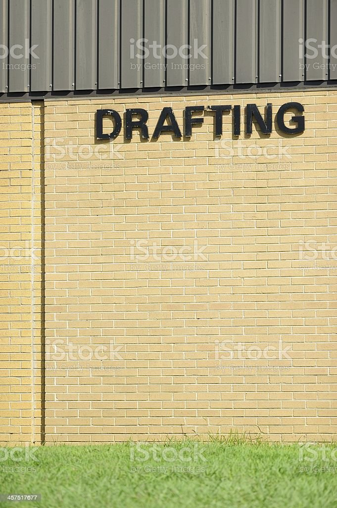 Drafting stock photo