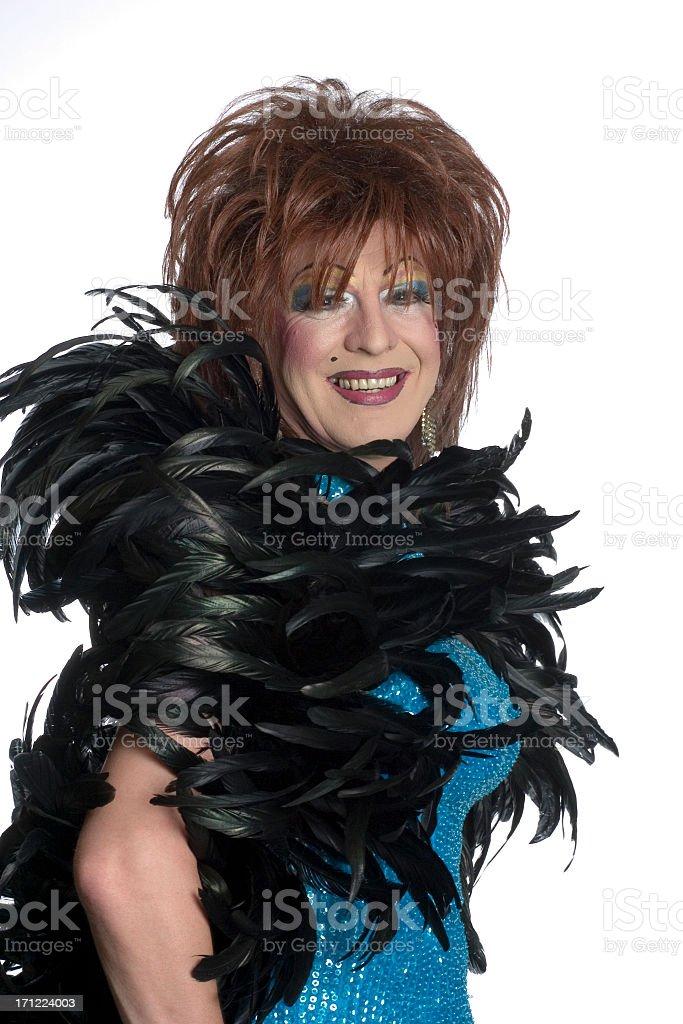 Drag Artist royalty-free stock photo