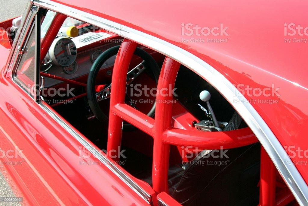 drag car stock photo
