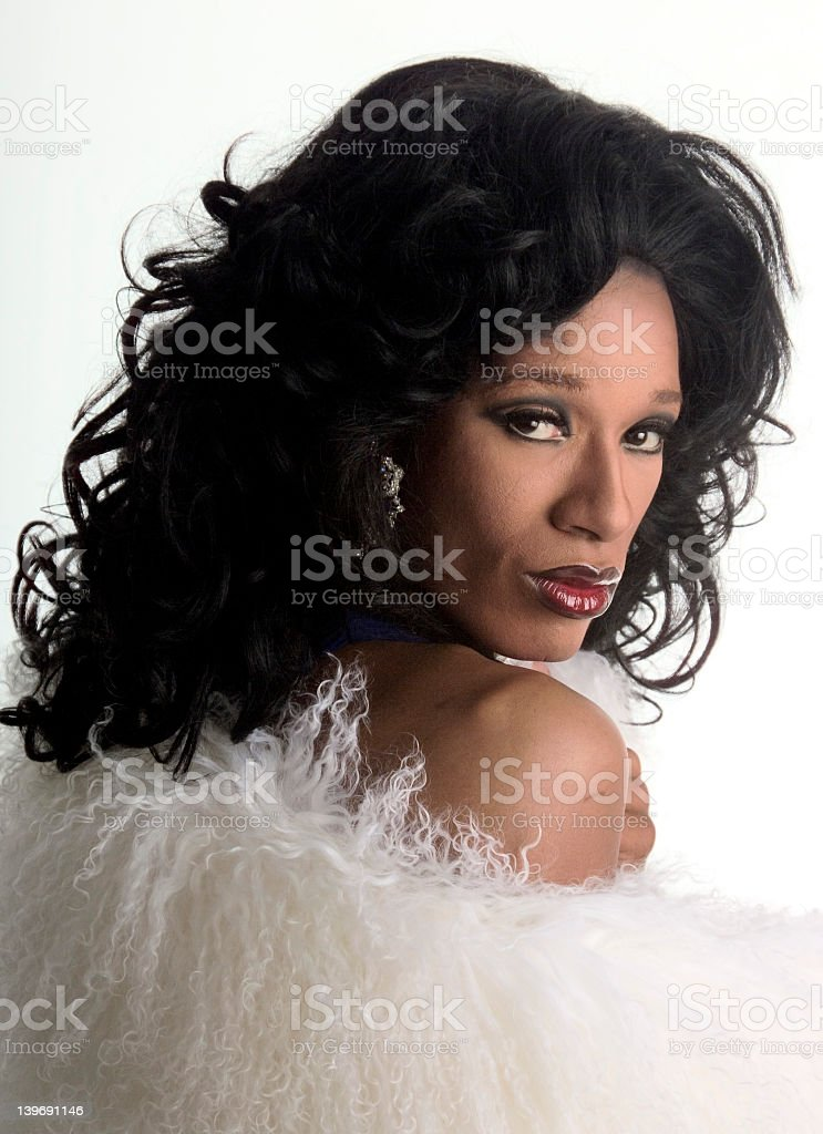 drag queen 4 royalty-free stock photo