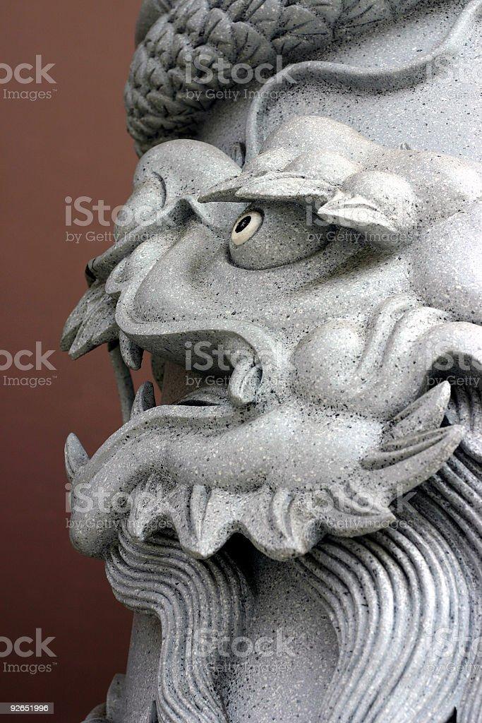 Dragon 1 royalty-free stock photo