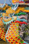 Dragon boat, Hue Vietnam
